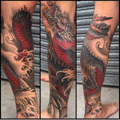 Dragon-calf-piece-by-@ryanussher-.-LHweekly.jpg (640×640)
