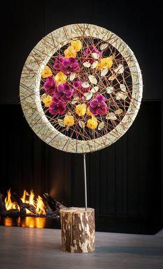 Design Floral, Deco Floral, Art Floral, Hotel Flowers, Big Flowers, Paper Flowers, Contemporary Flower Arrangements, Large Floral Arrangements, Ikebana
