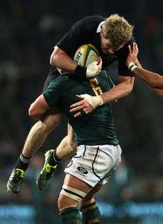 Springboks - Springbok side unchanged to face the All Blacks at Soccer City