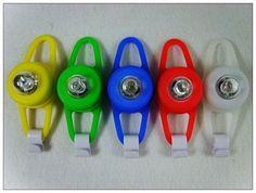 10x,20x Set Bunte LED Silikon Ring Lampe, Sicherheit hinten Blitzlicht. Preis ab 2,50 Beats Headphones, Over Ear Headphones, Led, Rings, Used Cars, Bicycle, Safety, In Ear Headphones, Ring