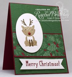 Stampin' Up! Foxy Friends
