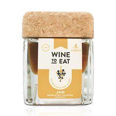 GELEIA DE VINHO MOSCATEL FAVAIOS - Wine to Eat
