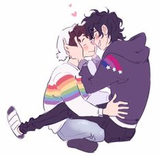 Just a collection of fanart that I like with Richie Tozier and Eddie Kaspbrak from IT by Stephen King. Icon & header by viridilly. Sidebar by bszku. Lgbt Anime, Character Art, Character Design, It The Clown Movie, Gay Aesthetic, Boy Drawing, Anime Lindo, Cute Art Styles, Cute Gay Couples