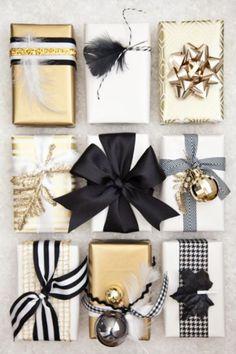 Gift Wrapping | Minimalist VS. Maximalist | Travelshopa