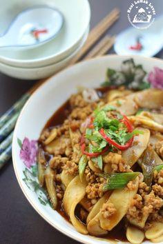 Nasi Lemak Lover: Hokkien Stir-fried White Rice Cake 福建炒白粿