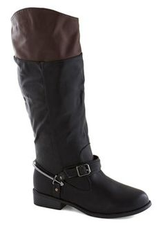 @Jen Williams These are cute and they're only $35 right now! Leading the Cheers Boot, #ModCloth
