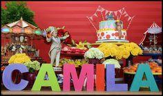 Festa Circo *Auguri Festas* #festasinfantis #kidsparty #augurifestas