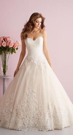 Allure  2701  Debra's Bridal Shop at the Avenues 9365 Philips Hwy Jacksonville, Fl 32256 904-519-9900