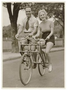 movie stars on bicycles - Google Search