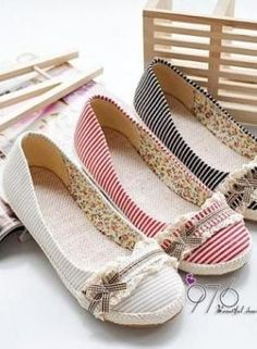 I wants these lacy flats