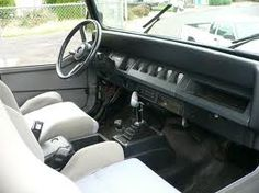 1995 jeep wrangler - Looks suspiciously roomy...