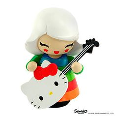Astrid Hello Kitty now featured on Fab.