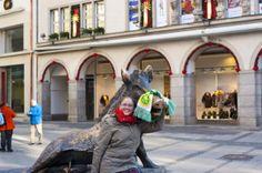 Wildschwein in München