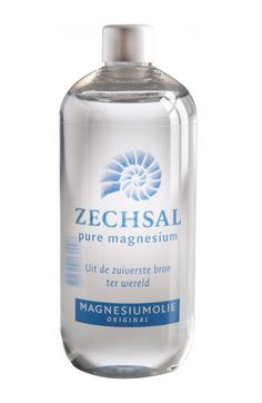 Zechsal magnesiumolie, 500 ml