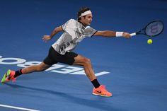 Roger Federer AO 2017 #federer #tennis