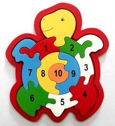 Puzzle Jumbo Kura-Kura http://boventoys.com/puzzle-jumbo/puzzle-jumbo-kura-kura