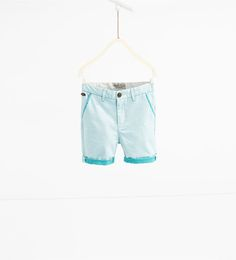 ZARA - SALE - Bermuda shorts