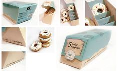 Packaging creativo a tutta dolcezza