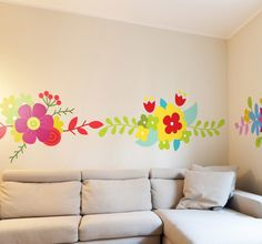 You like the #flowers ans the #colors? This #beautiful #sticker is the one you need!