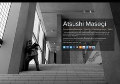 Atsushi Masegi's page on about.me – http://about.me/mvj2007