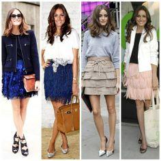 THE OLIVIA PALERMO LOOKBOOK: Fashion Inspiration by Olivia Palermo