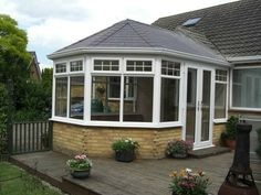 #highsealmanufacturing #highseal #highsealfsg #doors #NorthLincolnshire #roofs #conservatories Conservatory Extension, Home Reno, Real Wood, Sunroom, New Kitchen, New Homes, Conservatories, Greenhouses, Reno Ideas