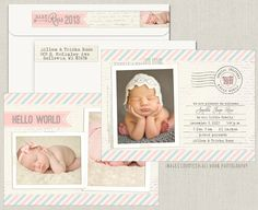 {airmail} OH Baby! announcement