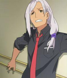Watch out Taro, Otohime is coming!! LOL - Taro Urashima from Okami san & her 7 companions