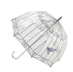 Em busca do guarda-chuva perdido.