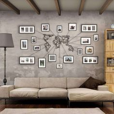 Travel Wall Ideas Wo