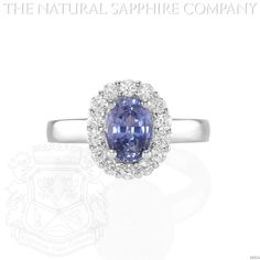 Unique Sapphire Ring Image 2