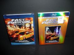 The Fast and the Furious: Tokyo Drift (Blu-ray 2-Disc, 2009) Limited Edition New
