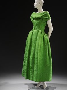 Evening dress   Hubert de Givenchy   V&A Search the Collections