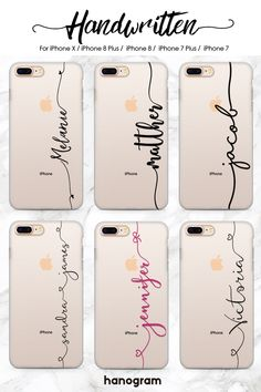 Ideas Tattoo Fonts Free Projects For 2019 Diy Phone Case, Cool Phone Cases, Iphone Phone Cases, Iphone 7, Sims, Tattoo Fonts, New Phones, Apple Products, Monogram Letters