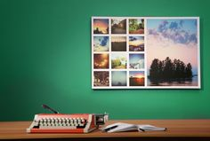 How to Display Instagram Photos in Your Home