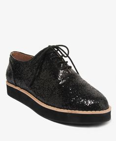Glittered Oxford Creepers