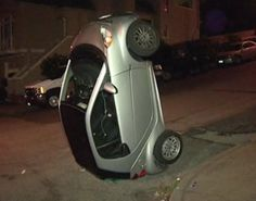 Cow Tipping: Smart Car Edition