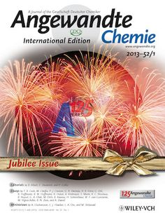 Angewandte celebrates its 125th anniversary. Read more in the Editorial by editor Peter Gölitz (http://doi.org/fz9w7j) and join the jubilee symposium in Berlin on March 12. It will also be broadcast live (and recorded) on Chemistryviews.org free of charge: http://bit.ly/XmZQj9