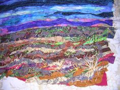 """""""Seaside Stitching"""" by Lorie McCown"""