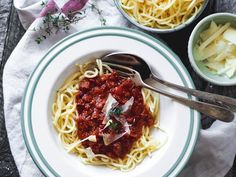Smooth and cooking Spaghetti, Smooth, Cooking, Ethnic Recipes, Food, Italy, Kitchen, Essen, Meals