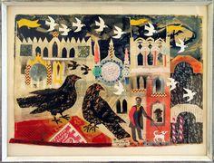 Mark Hearld 12-20 November 2011 - GODFREY & WATT Harrogate, North Yorkshire , specialising in British art