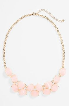 BP. Faceted Statement Necklace | Nordstrom