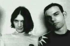 Brian Molko and Stefan Olsdal - 90's