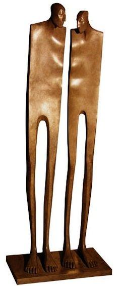 Original bronze sculpture by Isabel Miramontes - Paris Art Web