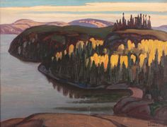 group of seven carmichael - Google Search Group Of Seven Art, Group Of Seven Paintings, Tom Thomson, Emily Carr, Franklin Carmichael, Canadian Artists, Fall Season, Art School, Creative Art