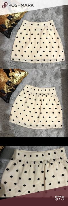 Marc By Marc Jacobs hot dot skirt Marc By Marc Jacobs dot skirt , the best skirt for special occasions. In excellent condition Marc By Marc Jacobs Skirts Mini