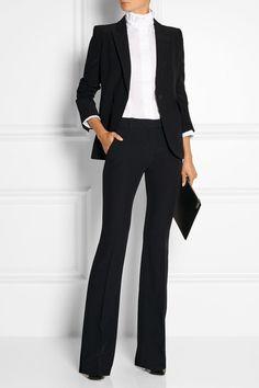 Beautiful black suit