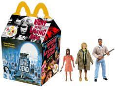 """""""Night Of The Living Dead"""" Happy Meal"""