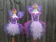 MLP mi Little Pony Equestria chicas Twilight Sparkle Tutu ala