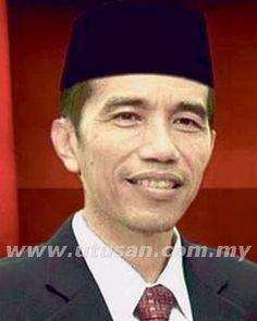lamiafamilia (MY FAMILY): Jokowi sah Presiden baharu Indonesia